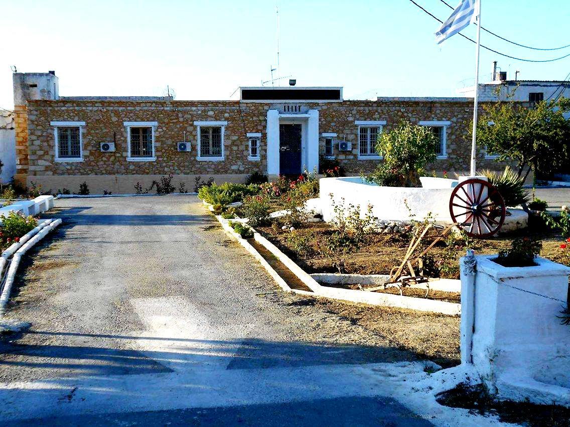 H φυλακή που εφοδιάζει την τοπική κοινωνία της Κρήτης