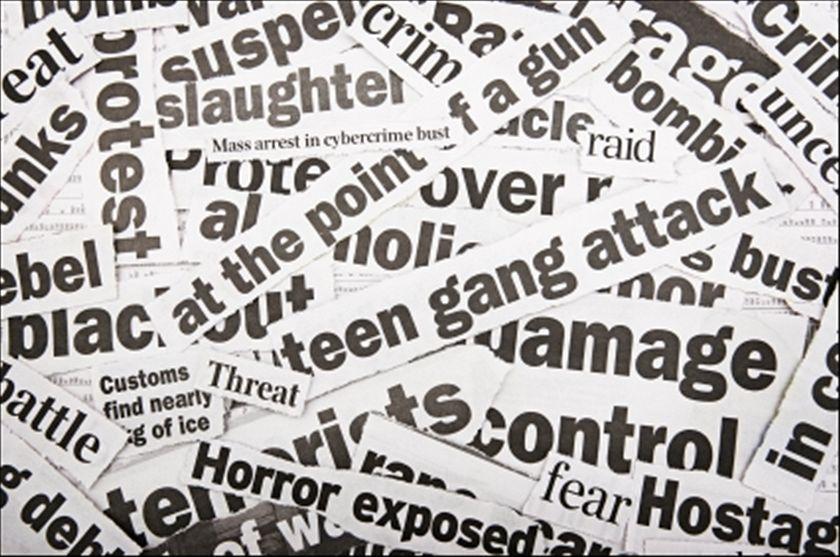 Η αναπαράσταση της νεανικής εγκληματικότηταςαπό τα ΜΜΕ