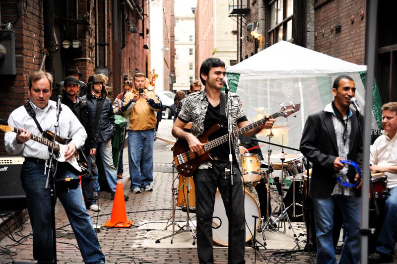 Από την ανομία στην αρμονία: Η νίκη της μουσικής επί του εγκλήματος.