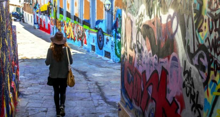 """Τέσσερις μύθοι για τη """"Street Art"""" – Crime Times 22361145901"""
