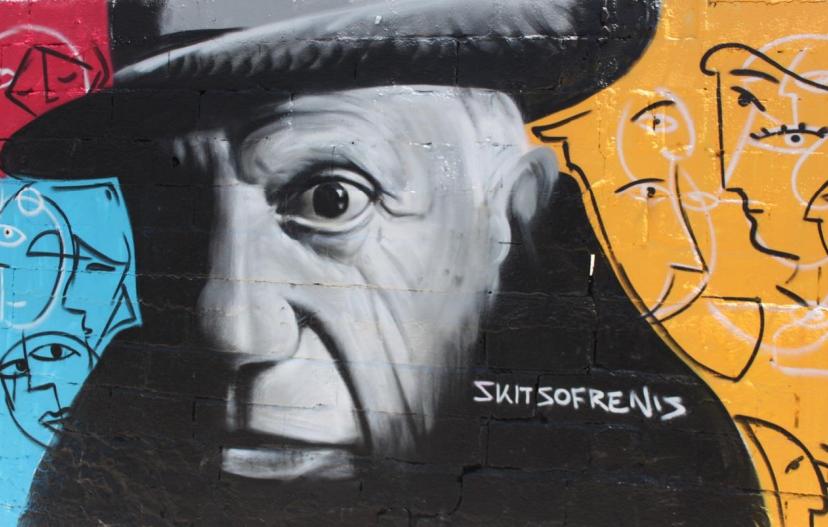 The Street Art Project. Οι σκιτσοφρενείς του Αλίμου