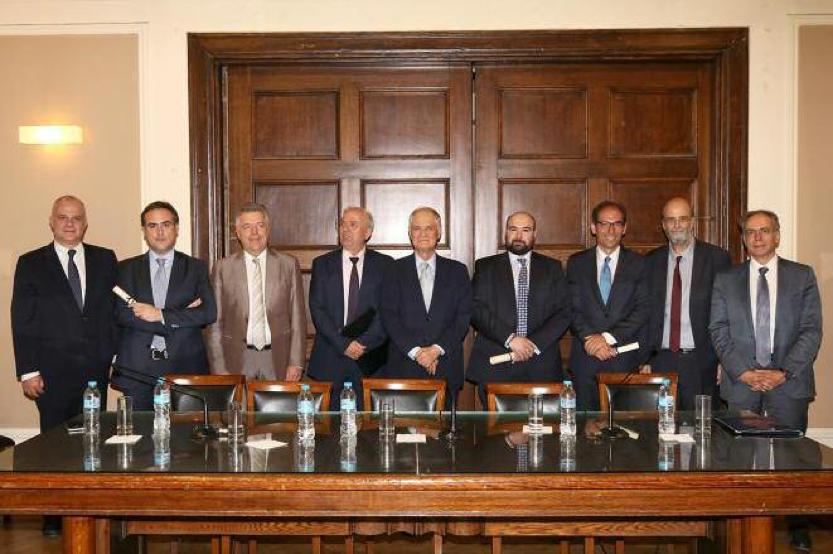 Τελετή απονομής βραβείων της Ένωσης Ελλήνων Ποινικολόγων στον ΔΣΑ