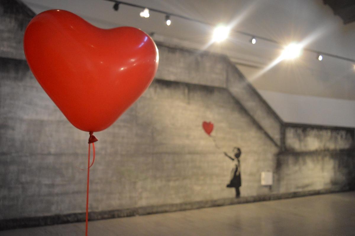 """THE STREET ART PROJECT"": Αφιέρωμα της έκθεσης για τον Banksy"