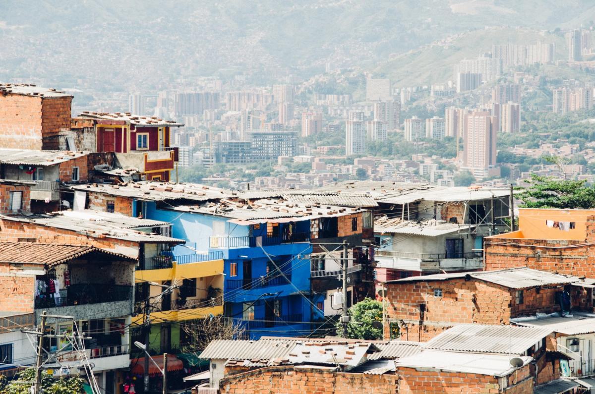 Φαβέλες: Φαινόμενα Κοινωνικής Ανισότητας